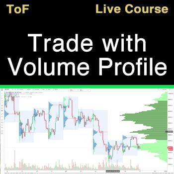 Volume Profile Ai Setups And Trade Room Included Trader